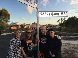 "GANGgajang on ""the Way"""