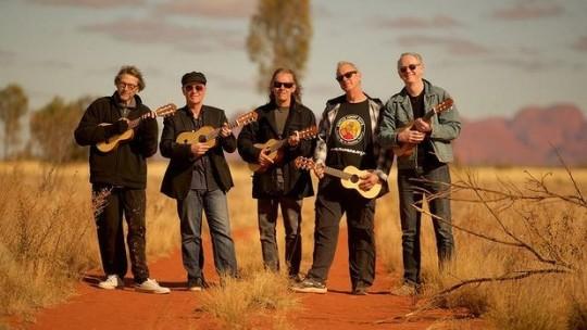 GANGGajang at Uluru